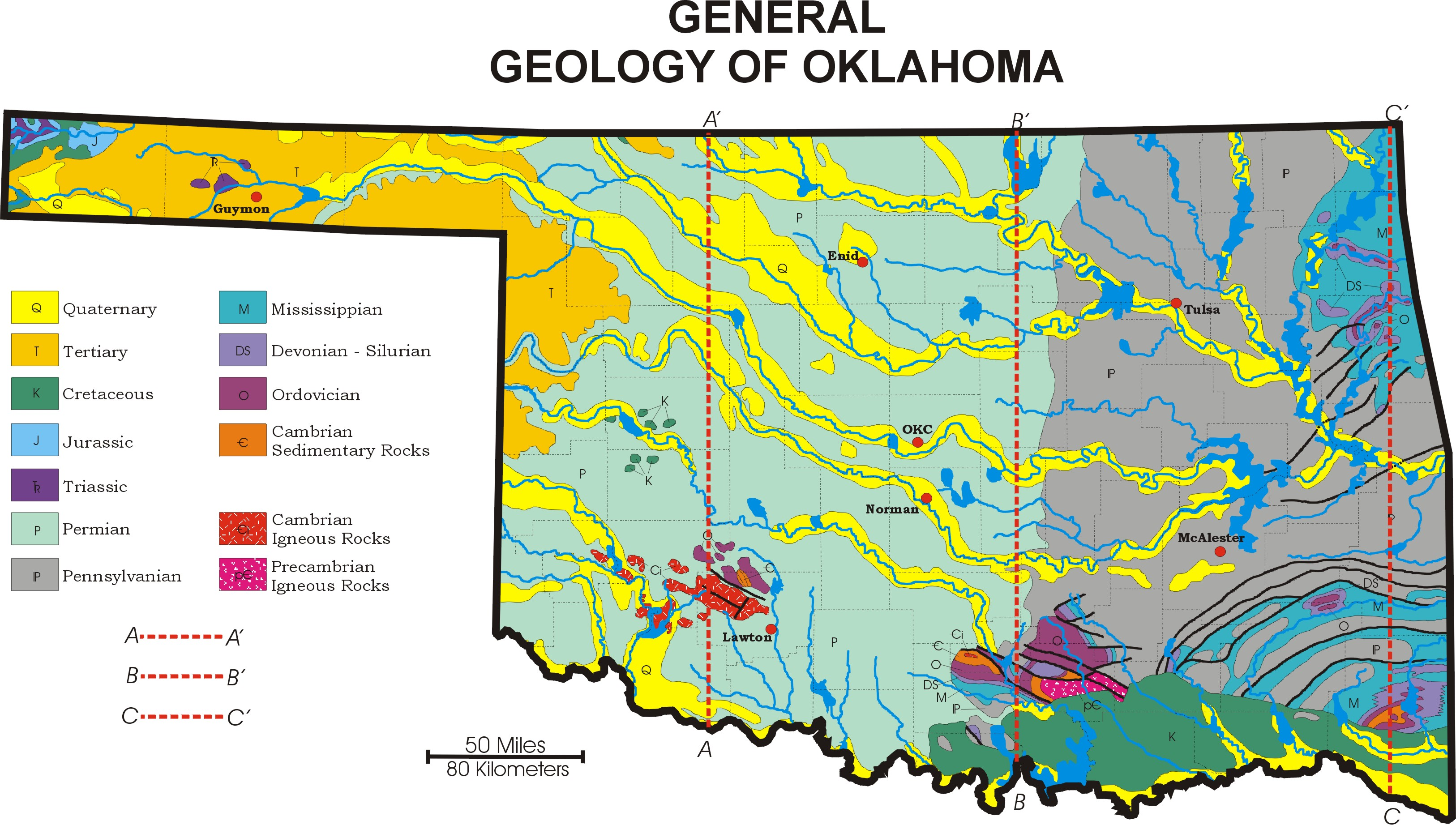 Oklahoma Geological Survey